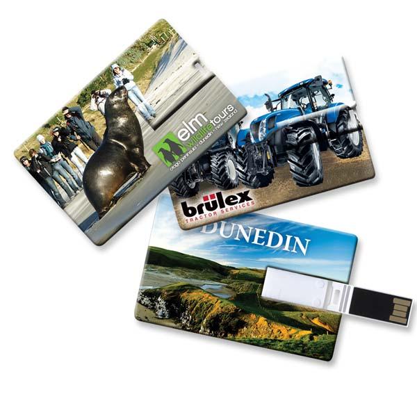 Credit Card USB 2GB Flash Drive