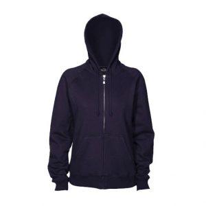 Wmns Premium Zip Hoodie