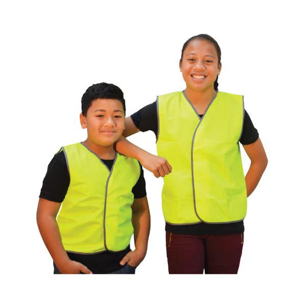 Kids Hi Viz Safety Vest
