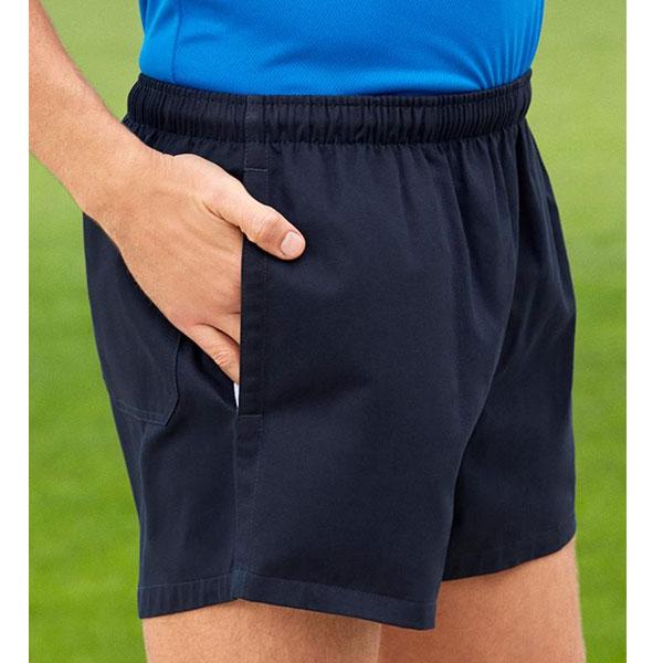 Mens 100% Cotton Drill Shorts