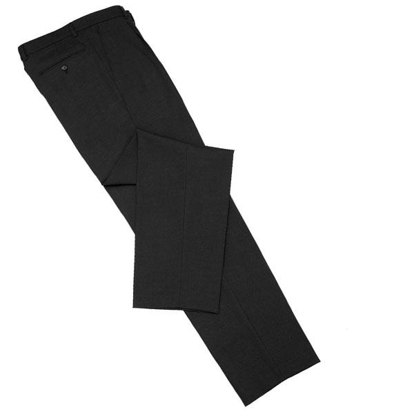 Mens Classic Flat Front Pant
