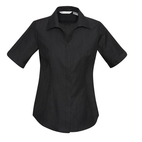 Ladies Preston S/S Shirt