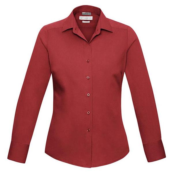 Ladies Verve L/S Shirt